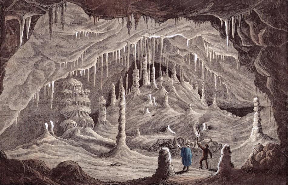 Tajemny Svet Jeskyni Pozvanka Na Cyklus Prednasek Horolezecka